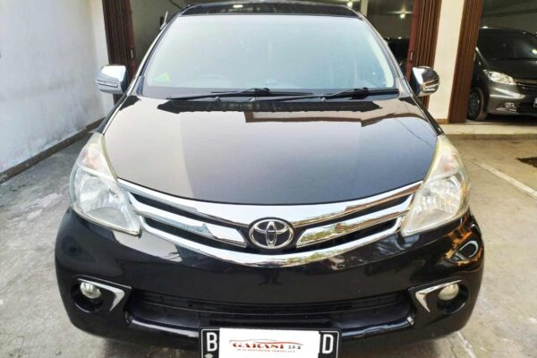 All new Avanza G matic