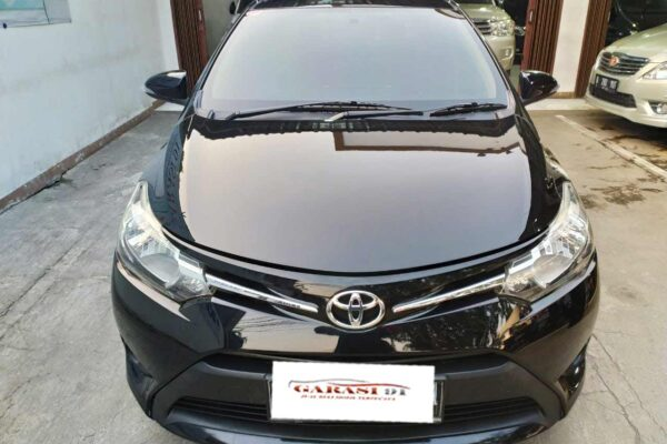 All new Vios E AT
