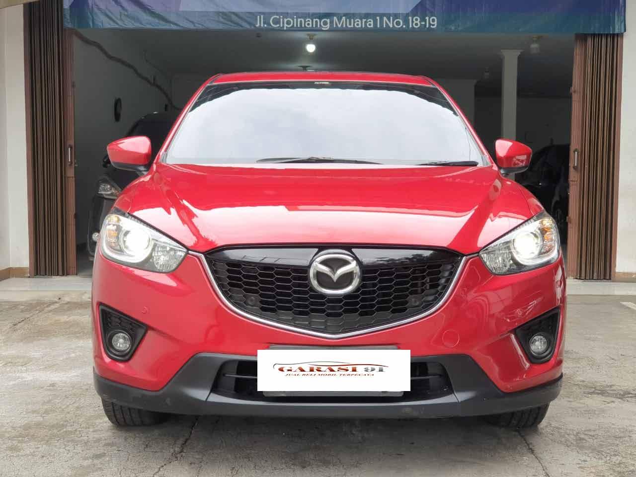 Mazda CX5 Trg 2.5 AT