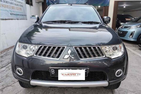 Pajero Sport Exceed 2.5 AT